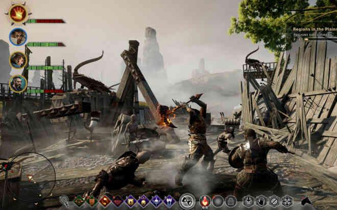 لعبة Dragon Age: Inquisition