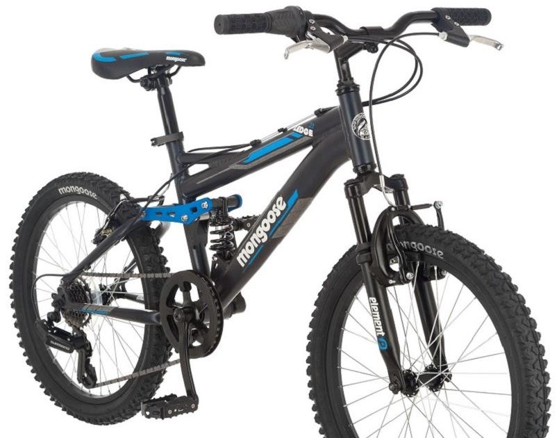 Mongoose Ledge 2.1 Kids Mountain Bike - Best Cheap Mountain Bikes