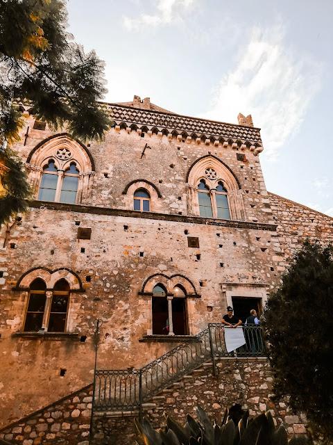 Palazzo Duchi di Santo Stefano Taormina