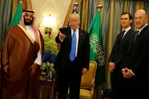 Trump asegura que lucha antiterrorista no es entre religiones