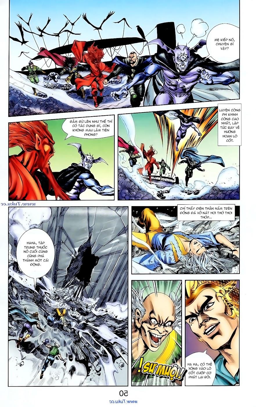 Cơ Phát Khai Chu Bản chapter 97 trang 6