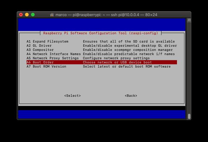 Come cambiare ordine di boot su Raspberry Pi