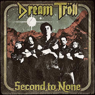 "Το τραγούδι των Dream Tröll ""Steel Winged Warrior"" από το album ""Second to None"""