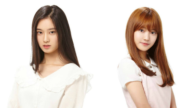 Yiyang Ningning Inilah 2 Cewek Trainee Terbaru, Yang Dikenalkan SMROOKIE