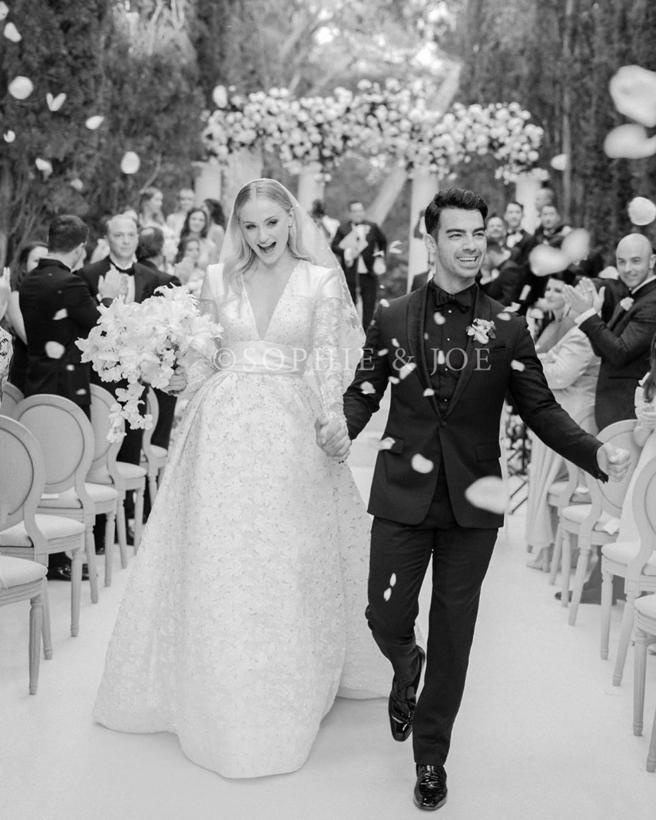 Sophie Turner se ha casado con Joe Jonas