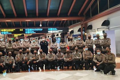 Polri Siapkan 100 Resimen Vaksinator Covid-19 PON XX Papua