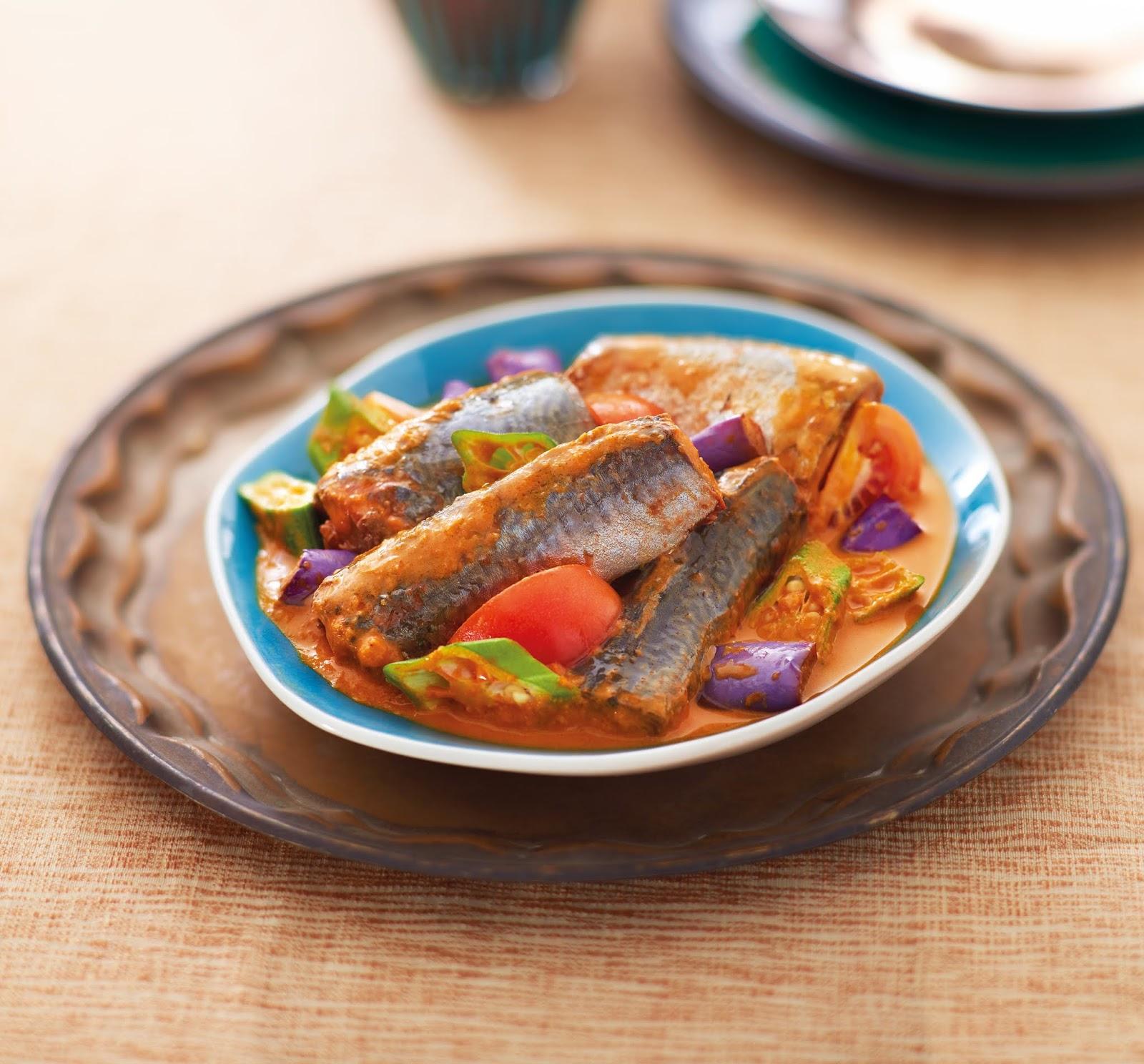 Easy Recipe During MCO: Curry Mackerel ...