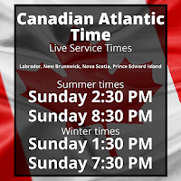 Canadian Atlantic Time