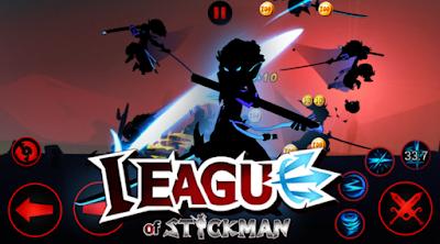 Download League of Stickman v2.4.0 Apk