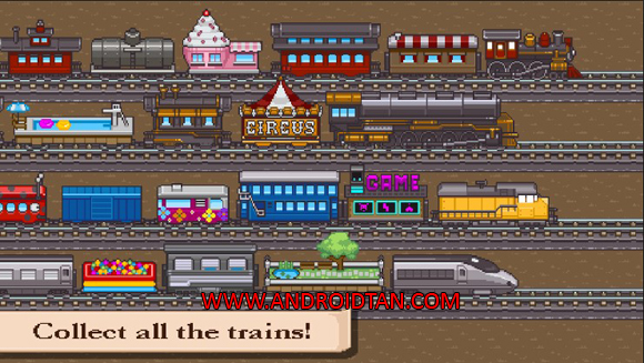 Tiny Rails Mod Apk Unlimited Money