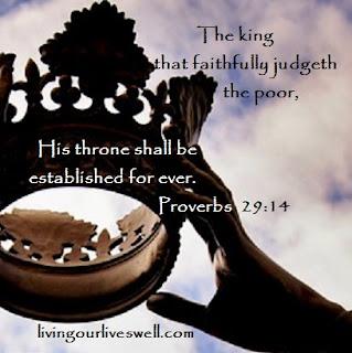 Proverbs 29:12