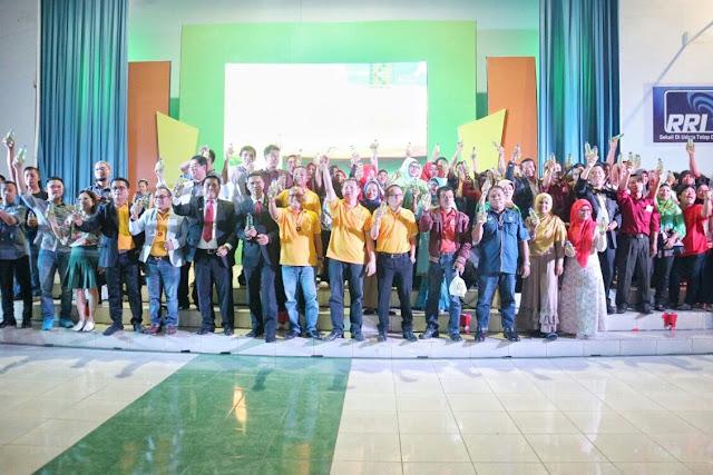 Grand Launching K-Vit C Plus Teavigo di Medan