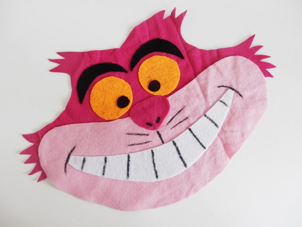 "DIY : panoplie ""Cheshire cat"""