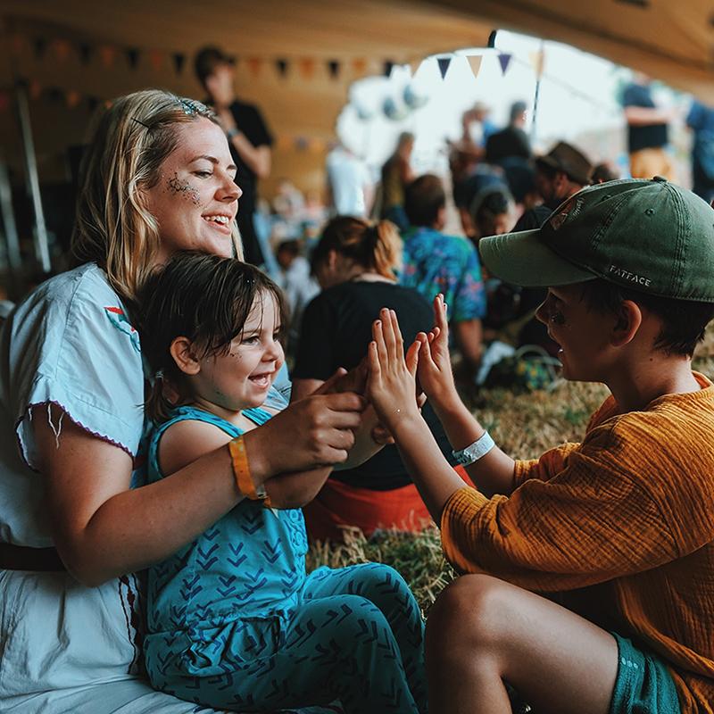 family friendly festival for kids