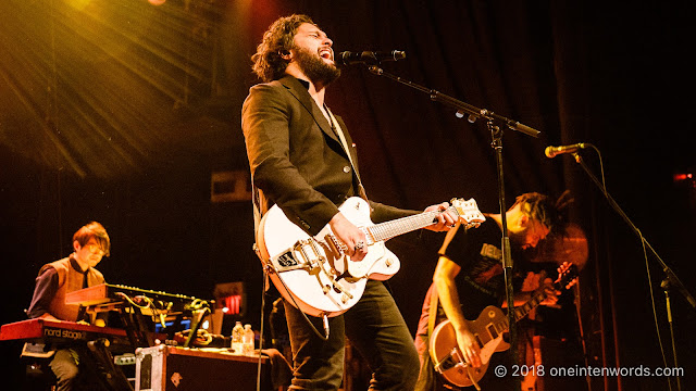 Gang of Youths at The Phoenix Concert Theatre on December 7, 2018 Photo by John Ordean at One In Ten Words oneintenwords.com toronto indie alternative live music blog concert photography pictures photos nikon d750 camera yyz photographer