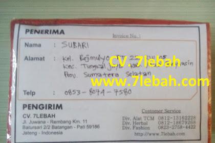 Subari - Sumatera Selatan(Senin, 28 Agustus 2017)