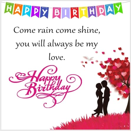 Birthday Messages to Impress your Girlfriend
