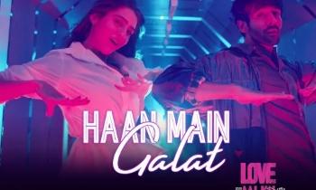 Haan Main Galat Lyrics - Love Aaj Kal | Arijit Singh |