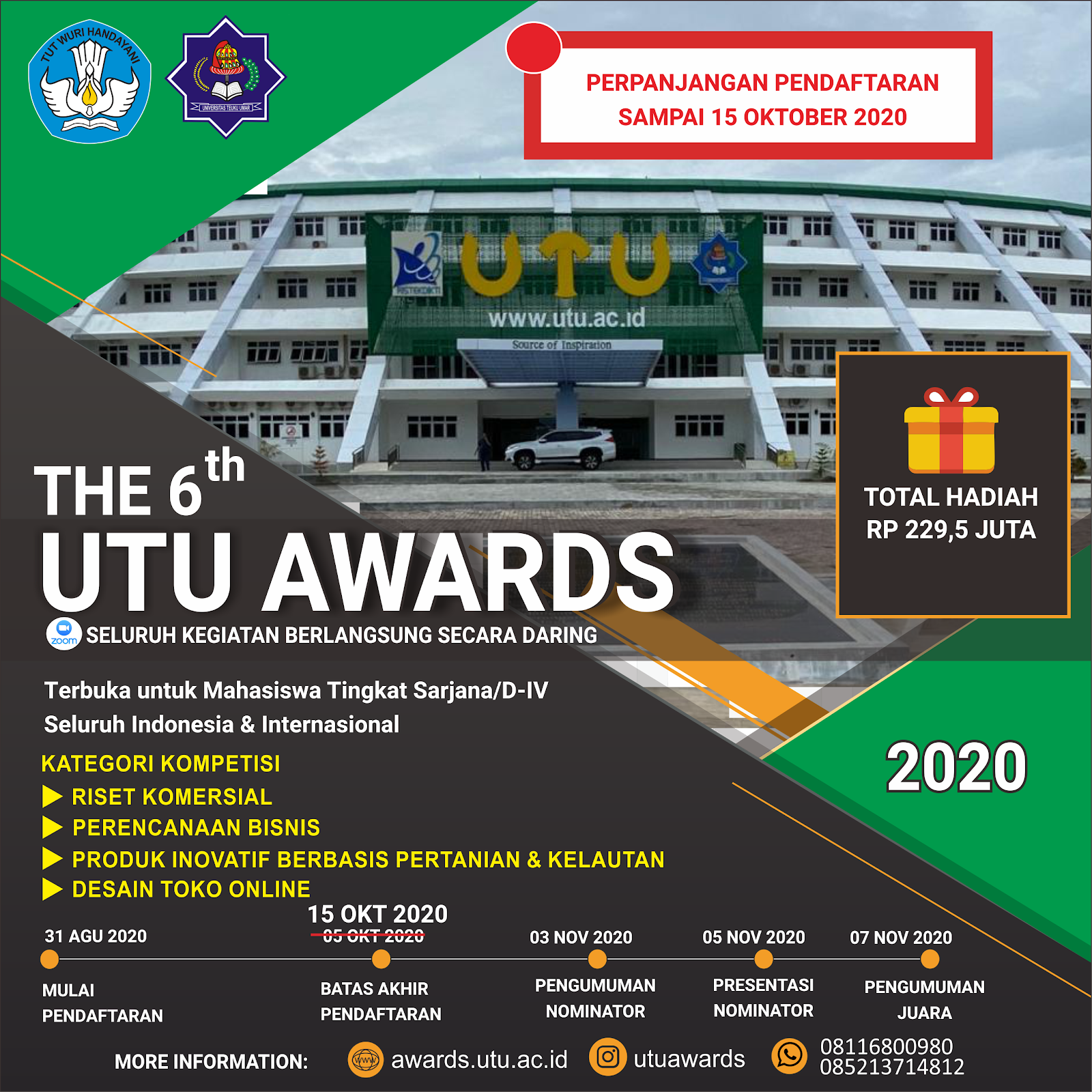 UTU Awards International Competition 2020