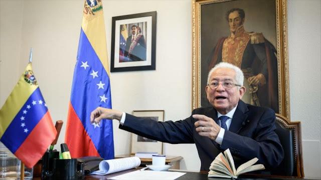 Venezuela: EEUU pretende apoderarse del espacio ultraterrestre