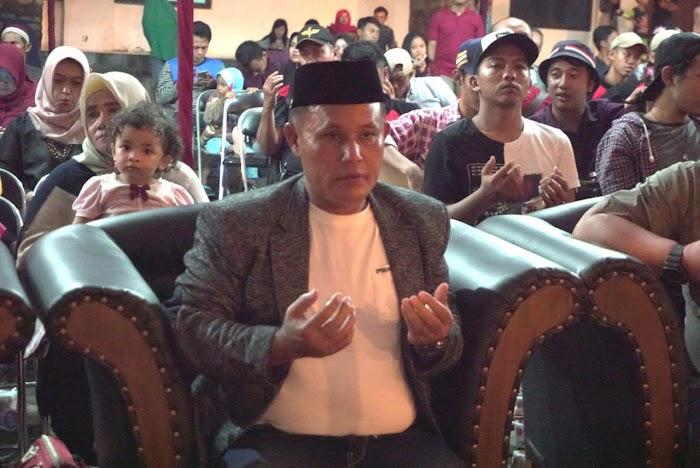 Pemkab Beserta Warga Lamsel Gelar Doa Bersama  untuk Para Korban Tsunami Selat Sunda