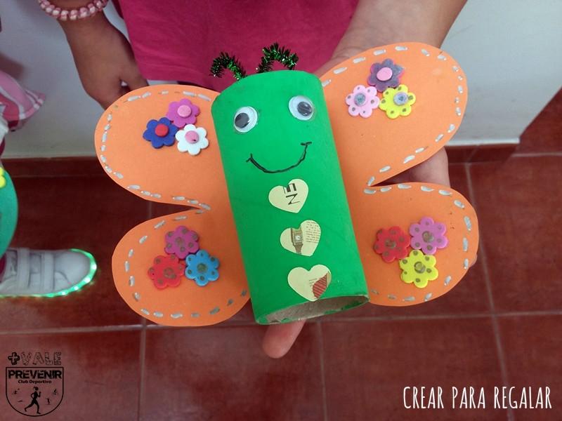 mariposas para niños