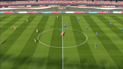 PES 2017 HD Pitch V1.0 dari Tran Ngoc