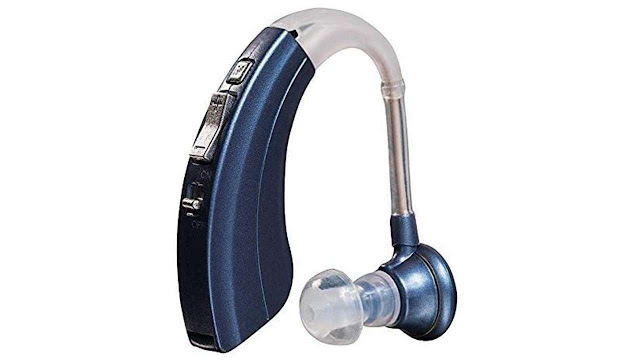 Britzgo Digital Hearing Aid Amplifier Bha-220