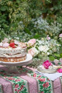 Summer Solstice Cake