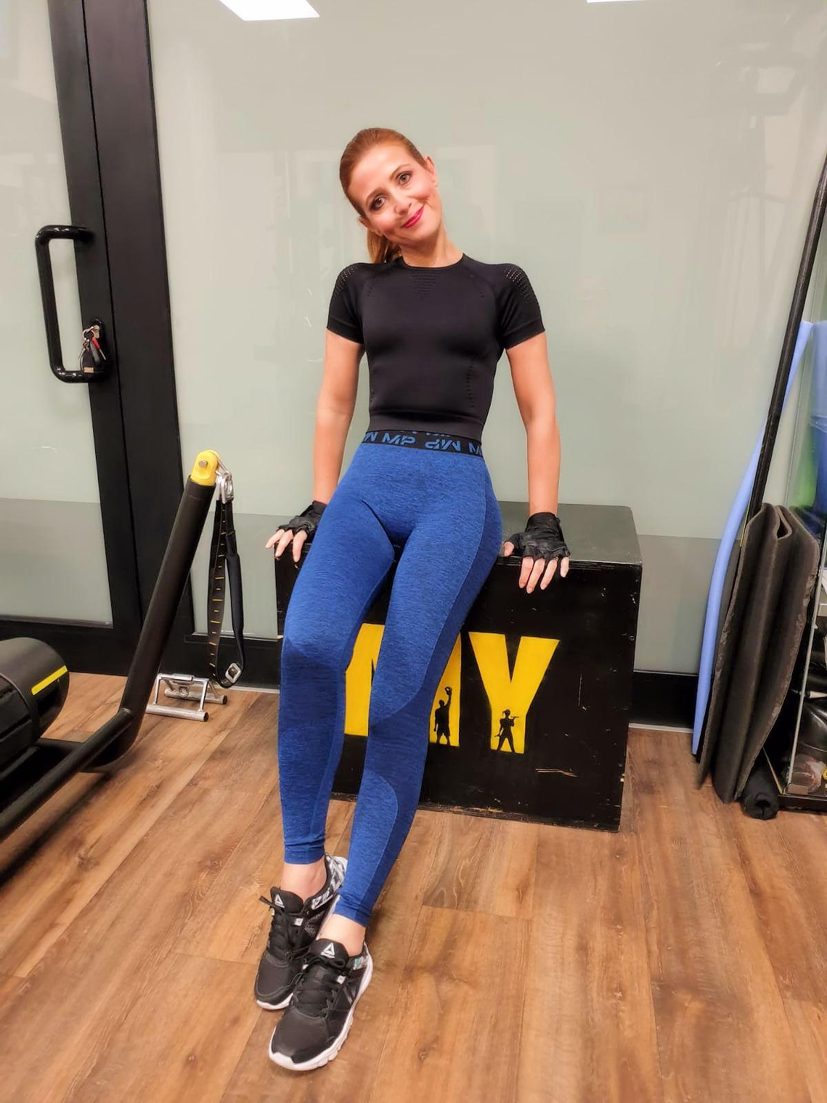 MyProtein Leggings Curve: a prova di squat! su Fashion and Cookies blog