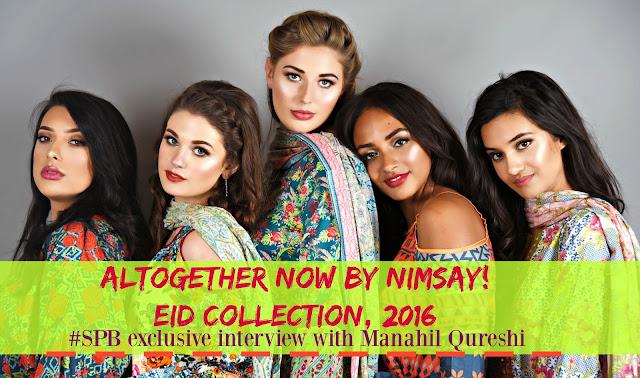 #Nimsay #AltogetherNow #EidCollection