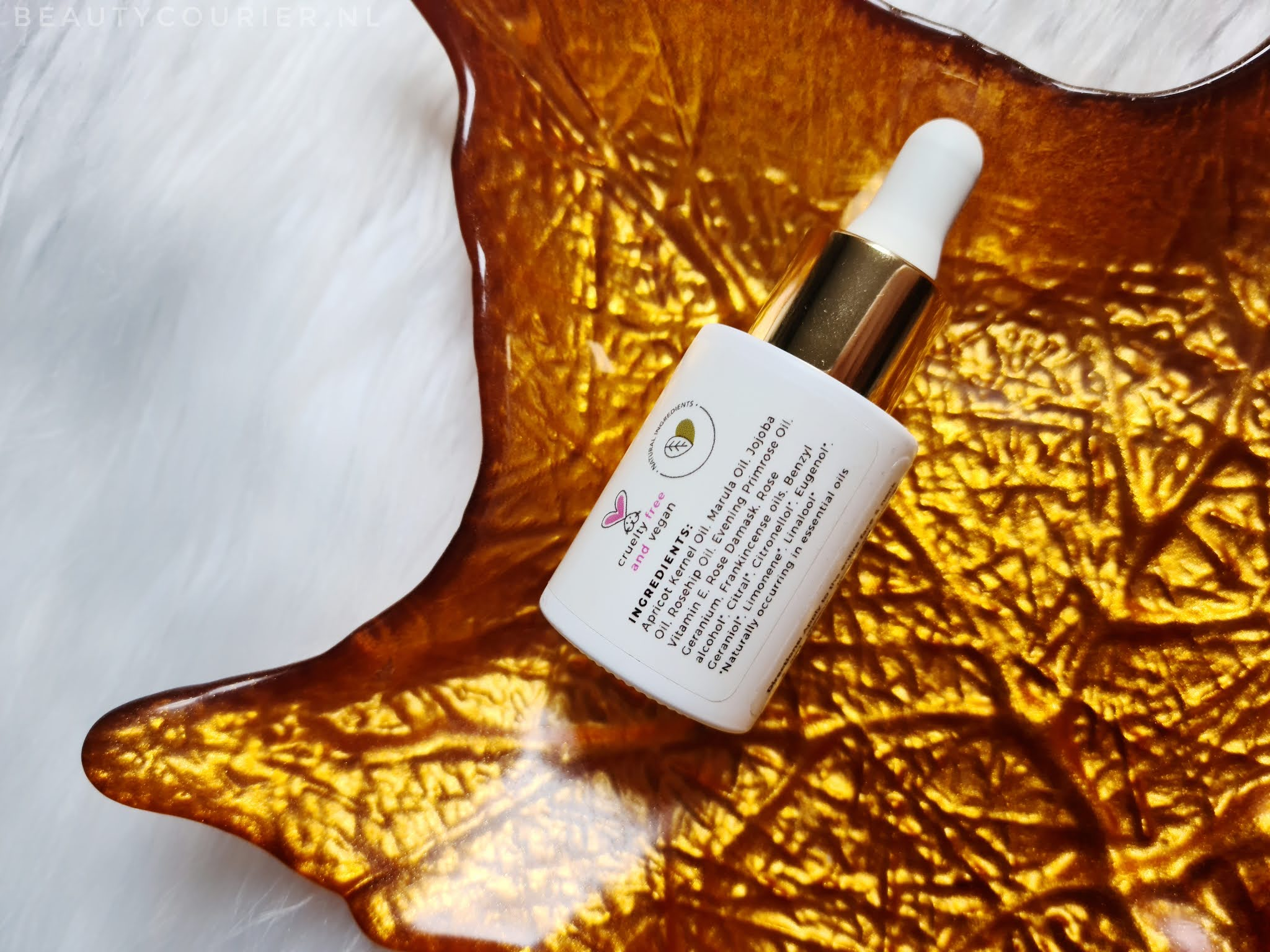 EWALI BEAUTY SKIN GLOW FACE OIL