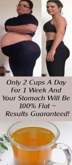 Only 2 Cups A Day For 1 Week And Your Stomach Will Be 100{979618235afdd9ebf903c727a1145f2fe2ee9f8e6e15e7acbef1df10b5b8589f} Flat