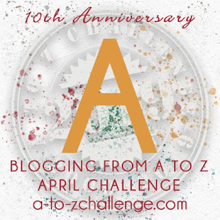 a to z blogging challenge a
