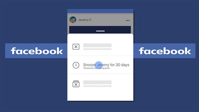 Un nou buton de snooze al Facebook poate ascunde postările prietenilor enervanți timp de 30 de zile