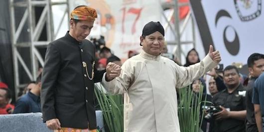 RR: Jokowi Kini Penuh Dendam, Prabowo Justru Bisa Bercanda