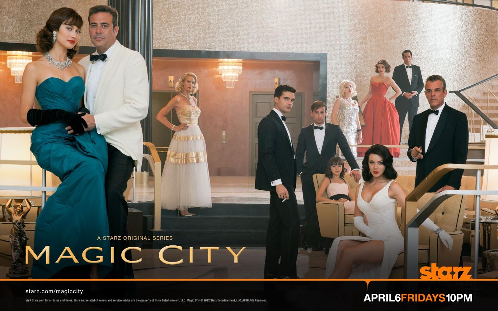 Magic City Serie