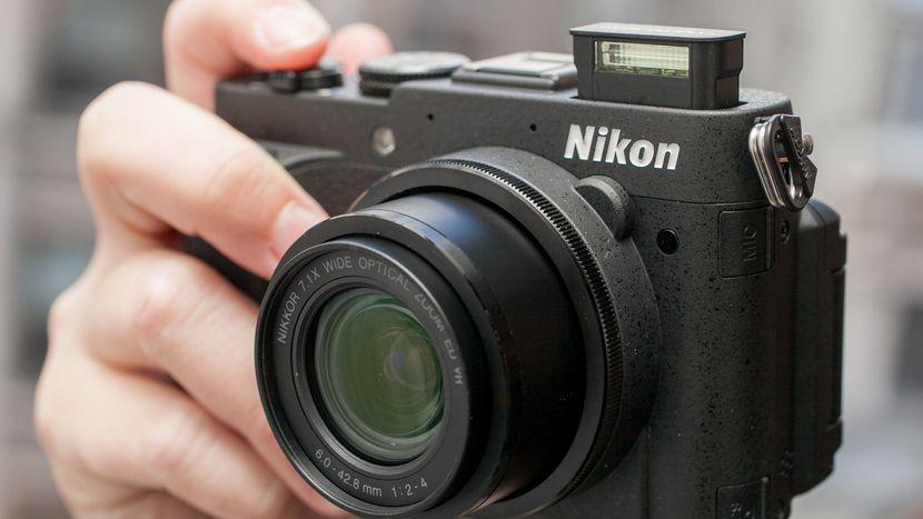 Nikon P7700 Camera Software