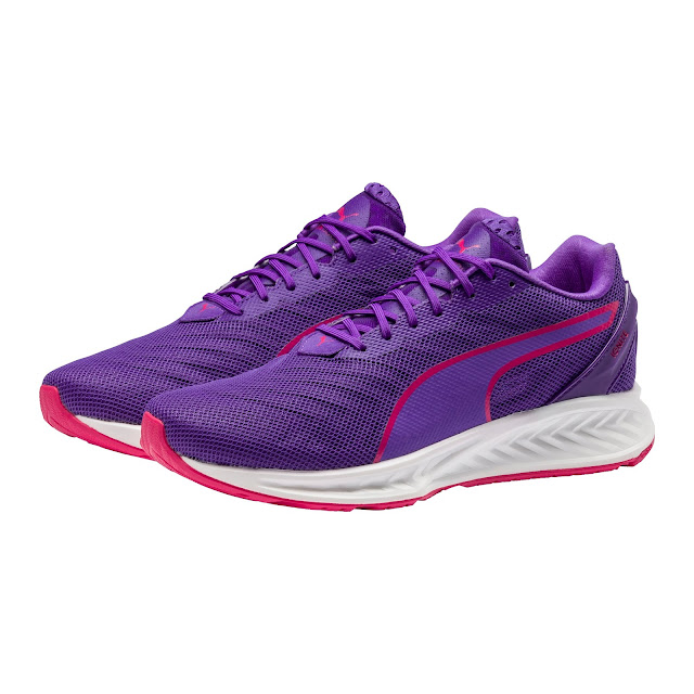 The latest PUMA IGNITE 3 PWRCool - Purple