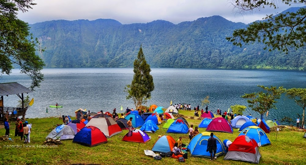 Lake Holon in Tboli