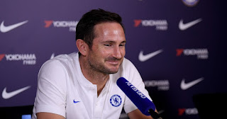 Chelsea manager Frank Lampard releases full squad for Manchester City match