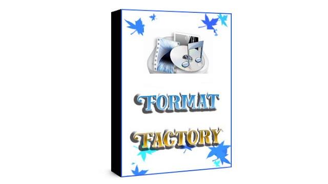 تحميل برنامج فورمات فاكتورى Format Factory كامل مع التفعيل