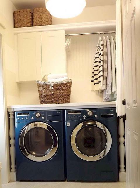 Functional Laundry Room Organization Ideas