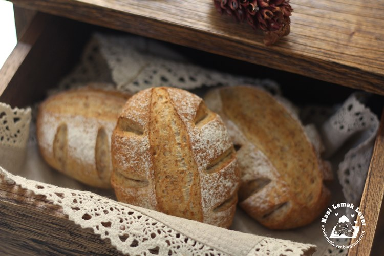 Pain Autumn Wholemeal Artisan Bread