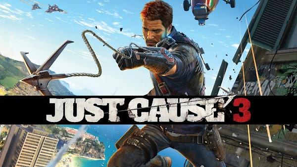 تحميل لعبة Just Cause 3 للكمبيوتر تورنت