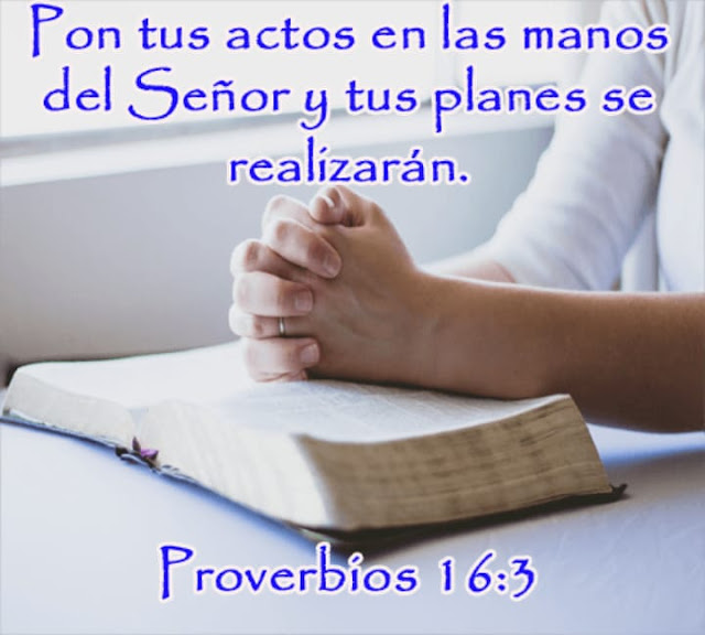 proverbios 16 3