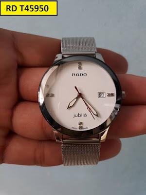 Đồng hồ dây lưới Rado T45950