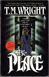 13 Reads of Horror! - The Place by T.M. Wright
