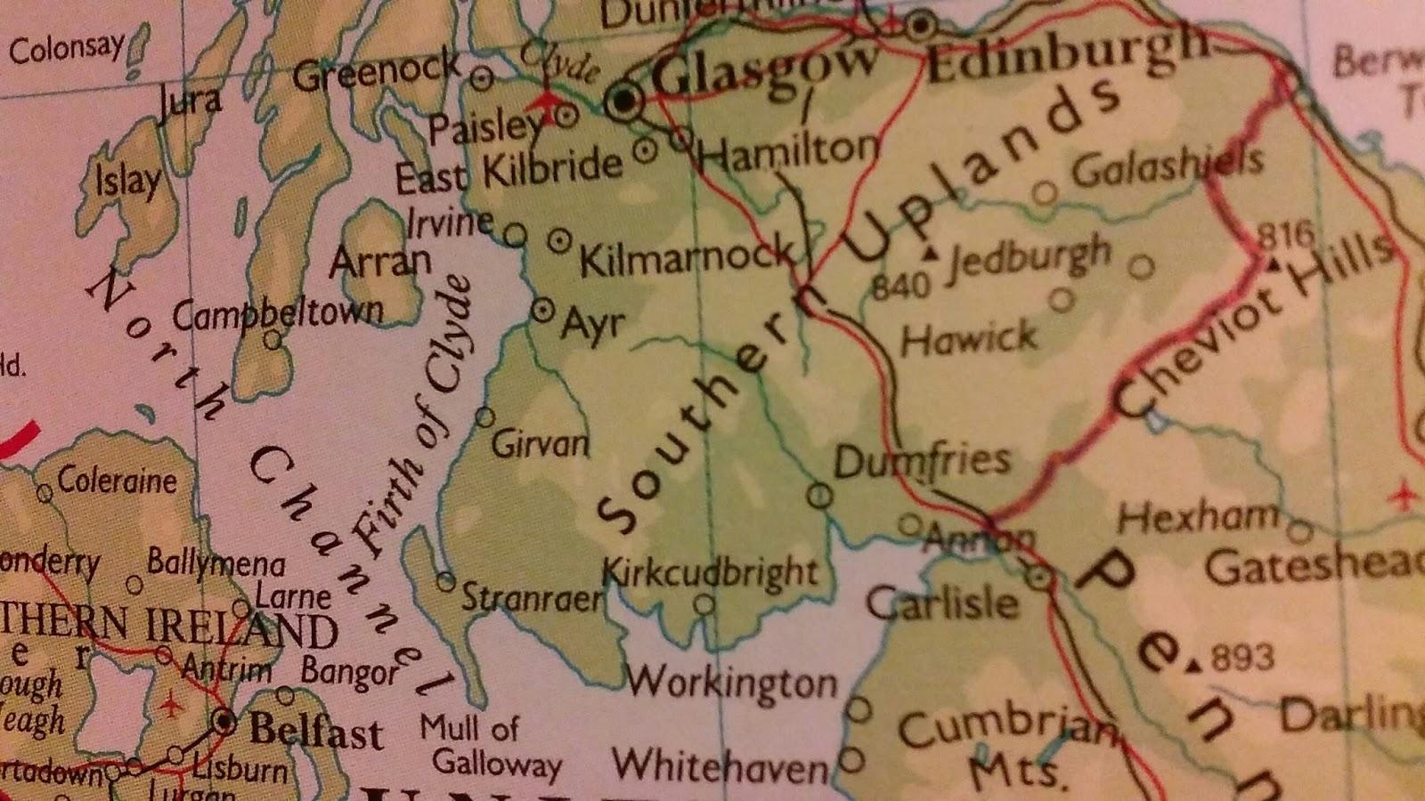Campbeltown Scotland Map.Smothpubs More Scottish Cos Campbeltown Islay Arran
