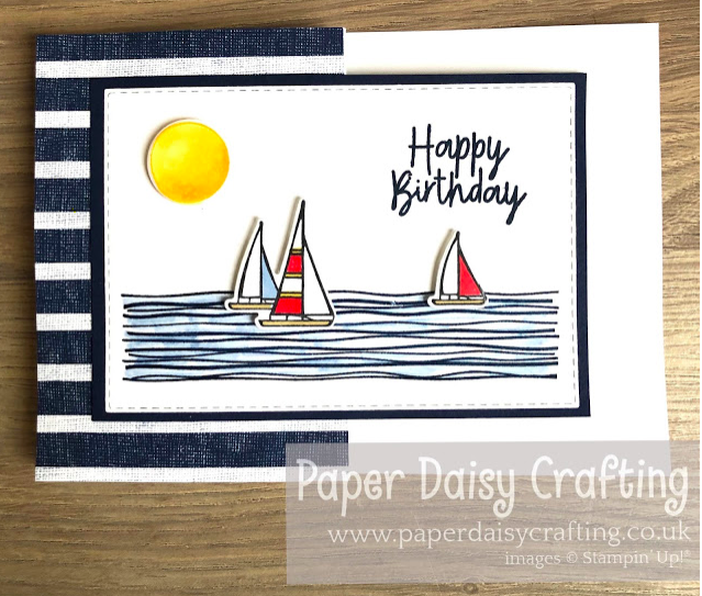 Nigezza Creates with Stampin' Up! The Project Share 7th May 2020